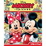 Disney - Mickey & Friends Look and Find - PI Kids