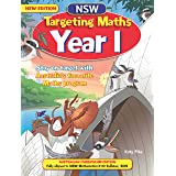 NSW Targeting Maths Australian Curriculum Edition Student Book Year 1
