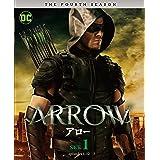 ARROW/アロー 4thシーズン 前半セット (1~12話収録・3枚組) [DVD]