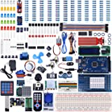 KINCREA Mega 2560 Project The Most Complete Ultimate Starter Kit Compatible with ArduinoIDE w/TUTORIAL, MEGA 2560 R3 Controll