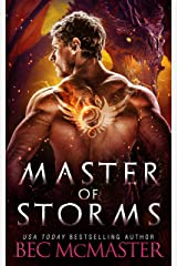 Master of Storms: Dragon Shifter Romance (Legends of the Storm Book 5) Kindle Edition