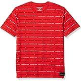 Calvin Klein Boys' Crew Neck Tee Shirt