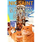 The Mysteries of Max: Books 37-39 (The Mysteries of Max Box Sets Book 13)
