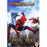 Spider-Man - Homecoming [Region 2] [DVD]
