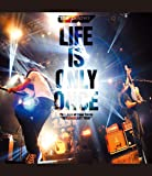 "LIFE IS ONLY ONCE 2019.3.17 at Zepp Tokyo ""REBROADCAST TOUR""(Blu-ray)"