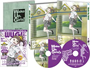 Wake Up, Girls!  4 初回生産限定版 [Blu-ray]