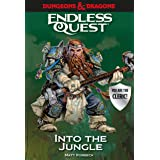 Dungeons Dragons: Into the Jungle: An Endless Quest Book