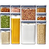 OXO 11236000 Good Grips Pop 2.0 Container 10-Piece Set