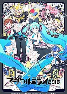 初音ミク「マジカルミライ 2016」(Blu-ray通常盤)