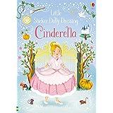 Little Sticker Dolly Dressing Fairytales Cinderella