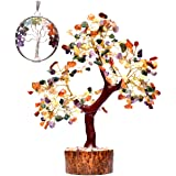 KACHVI Crystal Tree Gift Items For Women Men Her Him Girl Friend Romantic Presents Gifts Home Decoration Accessories Unique H