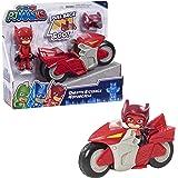PJ Masks 95827 Kickback Motorcycles – Owlette Vehicle