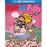Fair, then Partly Piggy Blu Ray DVD Combo Pack [Blu-ray]