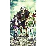 異世界魔王と召喚少女の奴隷魔術 HD(720×1280)壁紙 レム・ガレウ,ディアヴロ,シェラ・L・グリーンウッド