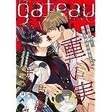 gateau (ガトー) 2020年12月号[雑誌] ver.B