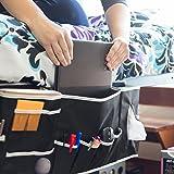 Kozy Designs Dorm Room Essentials Bedside Caddy Organizer - from Veritas Brands