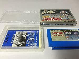 【ファミコン】 STAR FORCE(スターフォース) 【カセット】 HFC-SF