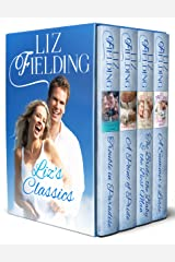Liz's Classics: Box Set containing - Trouble in Paradise; A Point of Pride; The Bride, the Baby & the Best Man; A Summer's Lease Kindle Edition