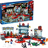 LEGO Marvel Spider-Man Attack on The Lair 76175 Building Set