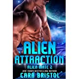 Alien Attraction (Alien Mate Book 2)