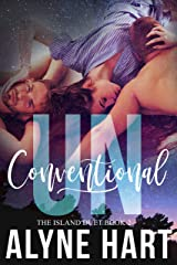 UNconventional: a mfm menage romance (The Island Duet Book 2) Kindle Edition