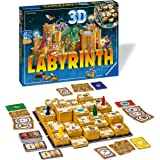 Ravensburger ラベンスバーガー 3Dラビリンス [ボードゲーム アナログゲーム] 2~4人用 7歳から 26831 3