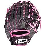 FranklinスポーツFastpitchシリーズ軽量ソフトボールグローブ、12-inch