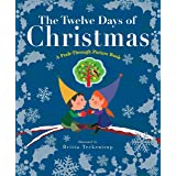 The Twelve Days of Christmas: A Peek-Through Picture Book (Peek Through)