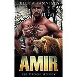 Amir (BBW Bear Shifter Moonshiner Romance) (120 Proof Honey Book 3)