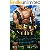 Highlander Smitten: A Scottish Time Travel Romance (Highlander In Time Book 4)