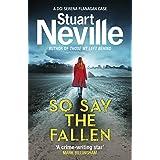 So Say the Fallen (Dci Serena Flanagan Book 2)