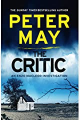 The Critic: A tantalising cold-case murder mystery (Enzo 2) (The Enzo Files) Kindle Edition