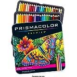 Prismacolor 3598T Premier Coloured Pencils, Set of 48