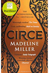Circe: The International No. 1 Bestseller - Shortlisted for the Women's Prize for Fiction 2019 (High/Low) Kindle Edition