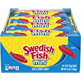 SWEDISH FISH Soft & Chewy Candy - 24 Pack