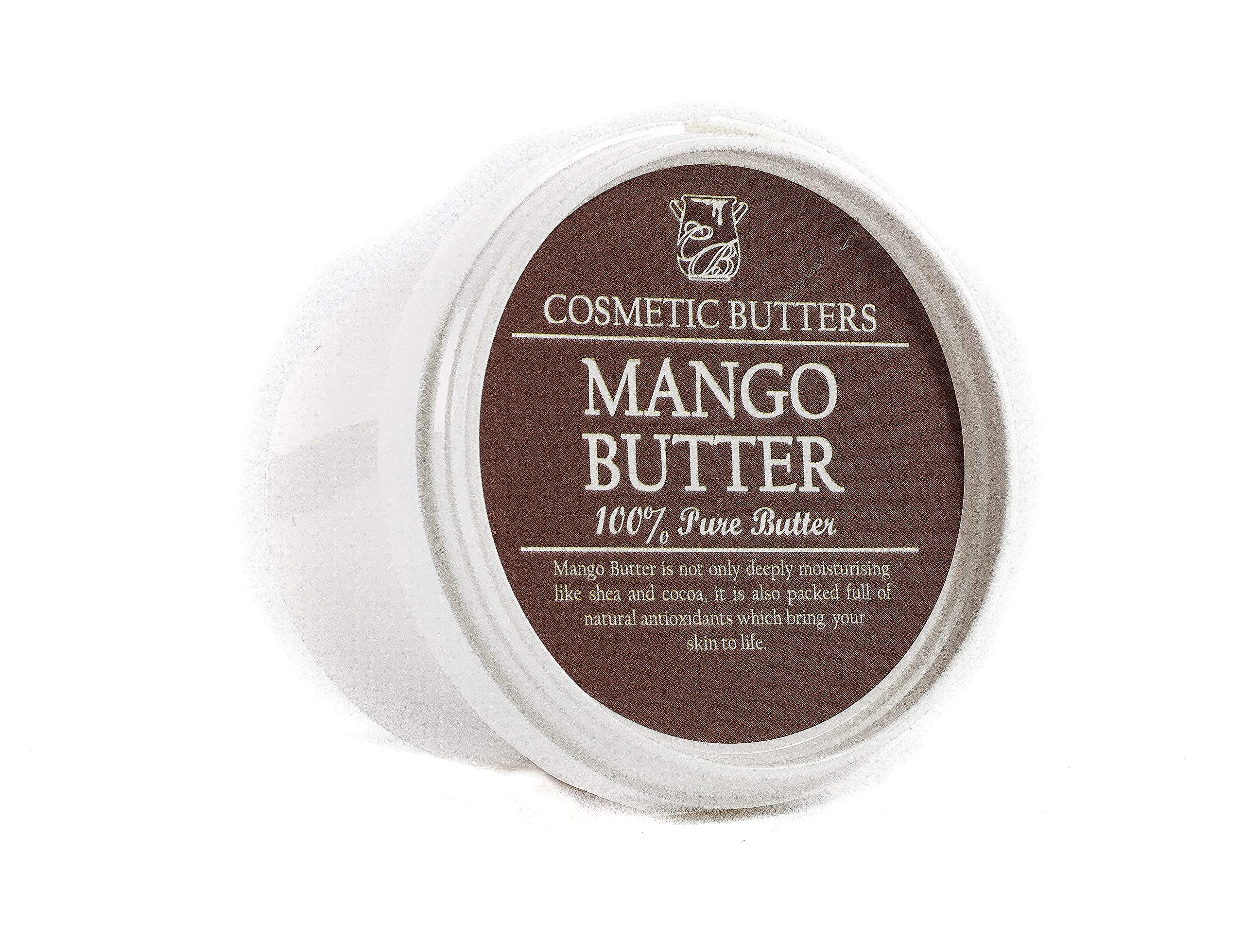Moments Mango Butter - 100% Pure and Natural - 100g