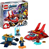 LEGO Marvel Avengers Iron Man vs. Thanos 76170 Buildable Action Toy