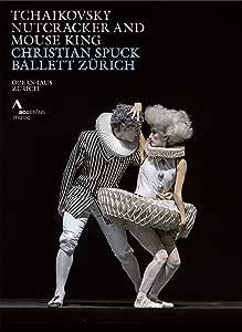 チャイコフスキー : バレエ≪くるみ割り人形とねずみの王様≫ (Tchaikovsky : Nutcracker and Mouse King) [DVD] [Import] [日本語帯・解説付]