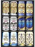 【お中元に】アサヒスーパードライジャパンスペシャル夏限定6種セット(AVS-3) [ ビール 350ml×12本 ] [ギフトBox入り]