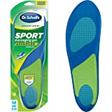 Dr. Scholl's SPORT Insoles // Superior Shock Absorption and Arch Support to Reduce Muscle Fatigue and Stress on Lower Body Jo