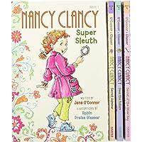 Fancy Nancy: Nancy Clancy's Ultimate Chapter Book Quartet: B…