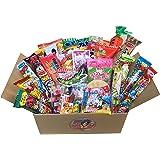 """OHIMESAMA Japanese Snack Assortment 35 Pcs Of 27 Types Full Of\""""Dagashi\"""", Snack Selection (M)"""
