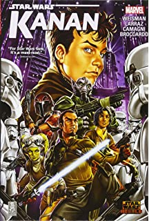 First Blood Star Wars Kanan Vol 2