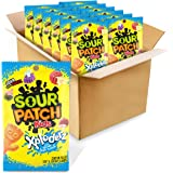 SOUR PATCH KIDS Xploderz Soft & Chewy Candy, 12 - 6.5 oz Bags