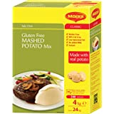 MAGGI Classic Gluten Free Mashed Potato Instant Mix, 4kg (Makes 24kg, 240 Serves)