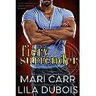Fiery Surrender (A Trinity Masters Novel)