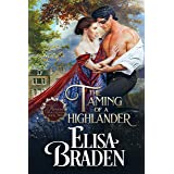 The Taming of a Highlander (Midnight in Scotland Book 2)