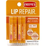 O'Keeffe's K0700432 Lip Balm Twin Pack Clear