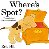 Where's Spot? (Spot - Original Lift The Flap) (English Edition)