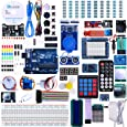ELEGOO Arduino用のUNO R3 最終版スタータキット UNOチュートリアル付 (63 Items)